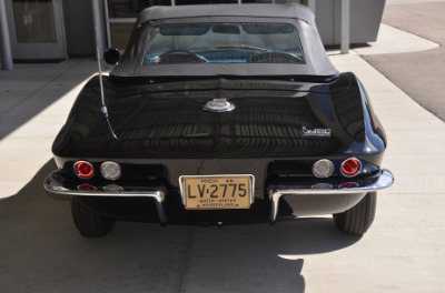 Used 1966 Chevrolet Corvette Convertible Used 1966 Chevrolet Corvette Convertible for sale $119,900 at Cauley Ferrari in West Bloomfield MI 23