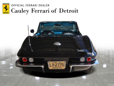 Used 1966 Chevrolet Corvette Convertible Used 1966 Chevrolet Corvette Convertible for sale $119,900 at Cauley Ferrari in West Bloomfield MI 7