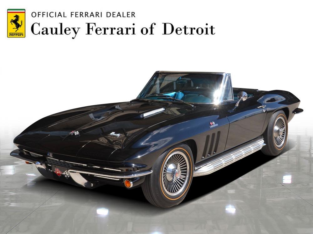 Used 1966 Chevrolet Corvette Convertible