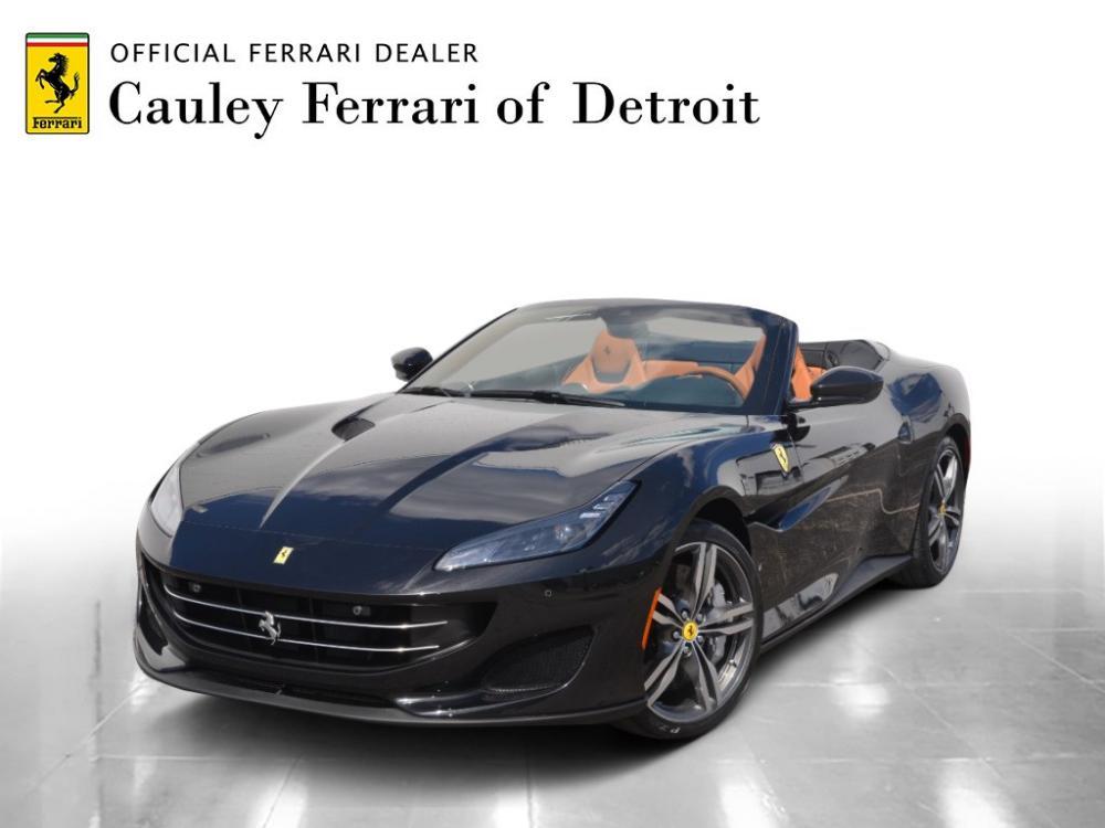 New 2020 Ferrari Portofino