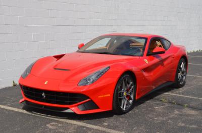 Used 2017 Ferrari F12berlinetta Used 2017 Ferrari F12berlinetta for sale Sold at Cauley Ferrari in West Bloomfield MI 12