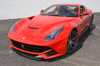 Used 2017 Ferrari F12berlinetta Used 2017 Ferrari F12berlinetta for sale Sold at Cauley Ferrari in West Bloomfield MI 57