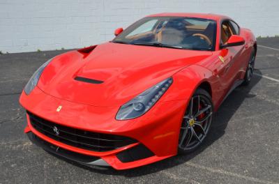 Used 2017 Ferrari F12berlinetta Used 2017 Ferrari F12berlinetta for sale Sold at Cauley Ferrari in West Bloomfield MI 58