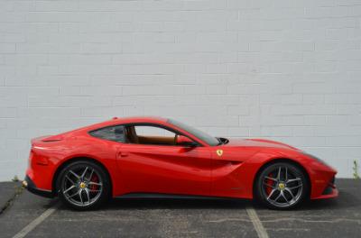 Used 2017 Ferrari F12berlinetta Used 2017 Ferrari F12berlinetta for sale Sold at Cauley Ferrari in West Bloomfield MI 7