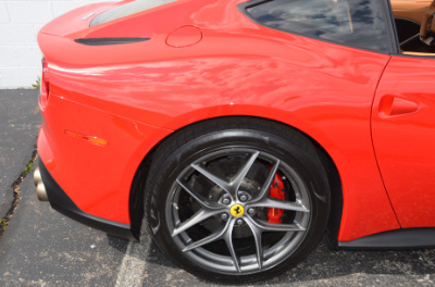 Used 2017 Ferrari F12berlinetta Used 2017 Ferrari F12berlinetta for sale Sold at Cauley Ferrari in West Bloomfield MI 89