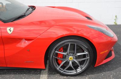 Used 2017 Ferrari F12berlinetta Used 2017 Ferrari F12berlinetta for sale Sold at Cauley Ferrari in West Bloomfield MI 91