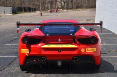Used 2017 Ferrari 488 GTB Challenge Used 2017 Ferrari 488 GTB Challenge for sale Sold at Cauley Ferrari in West Bloomfield MI 10