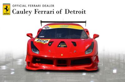 Used 2017 Ferrari 488 GTB Challenge Used 2017 Ferrari 488 GTB Challenge for sale Sold at Cauley Ferrari in West Bloomfield MI 3