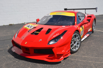 Used 2017 Ferrari 488 GTB Challenge Used 2017 Ferrari 488 GTB Challenge for sale Sold at Cauley Ferrari in West Bloomfield MI 41