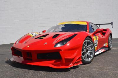 Used 2017 Ferrari 488 GTB Challenge Used 2017 Ferrari 488 GTB Challenge for sale Sold at Cauley Ferrari in West Bloomfield MI 42