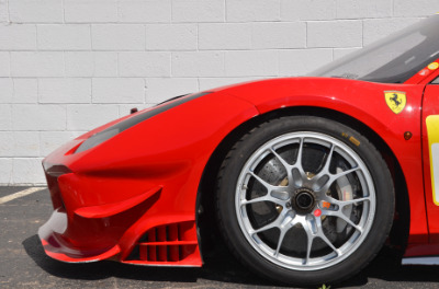 Used 2017 Ferrari 488 GTB Challenge Used 2017 Ferrari 488 GTB Challenge for sale Sold at Cauley Ferrari in West Bloomfield MI 47