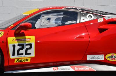 Used 2017 Ferrari 488 GTB Challenge Used 2017 Ferrari 488 GTB Challenge for sale Sold at Cauley Ferrari in West Bloomfield MI 48