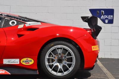 Used 2017 Ferrari 488 GTB Challenge Used 2017 Ferrari 488 GTB Challenge for sale Sold at Cauley Ferrari in West Bloomfield MI 49