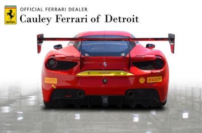 Used 2017 Ferrari 488 GTB Challenge Used 2017 Ferrari 488 GTB Challenge for sale Sold at Cauley Ferrari in West Bloomfield MI 6