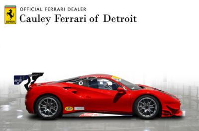 Used 2017 Ferrari 488 GTB Challenge Used 2017 Ferrari 488 GTB Challenge for sale Sold at Cauley Ferrari in West Bloomfield MI 7