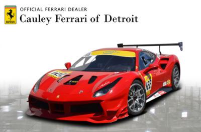 Used 2017 Ferrari 488 GTB Challenge Used 2017 Ferrari 488 GTB Challenge for sale Sold at Cauley Ferrari in West Bloomfield MI 1