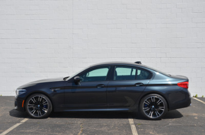 Used 2019 BMW M5 Used 2019 BMW M5 for sale Sold at Cauley Ferrari in West Bloomfield MI 10