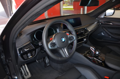 Used 2019 BMW M5 Used 2019 BMW M5 for sale Sold at Cauley Ferrari in West Bloomfield MI 23