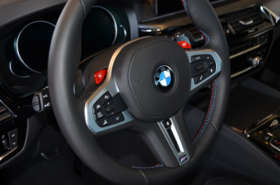 Used 2019 BMW M5 Used 2019 BMW M5 for sale Sold at Cauley Ferrari in West Bloomfield MI 25