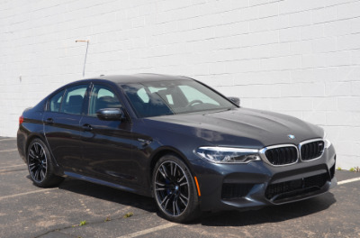 Used 2019 BMW M5 Used 2019 BMW M5 for sale Sold at Cauley Ferrari in West Bloomfield MI 4