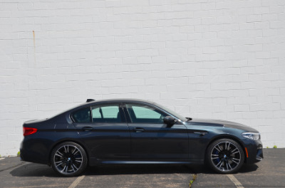 Used 2019 BMW M5 Used 2019 BMW M5 for sale Sold at Cauley Ferrari in West Bloomfield MI 5