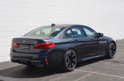 Used 2019 BMW M5 Used 2019 BMW M5 for sale Sold at Cauley Ferrari in West Bloomfield MI 6