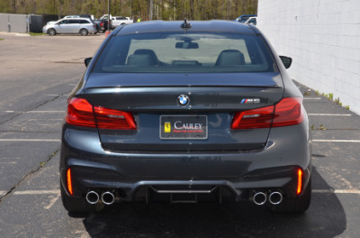 Used 2019 BMW M5 Used 2019 BMW M5 for sale Sold at Cauley Ferrari in West Bloomfield MI 7