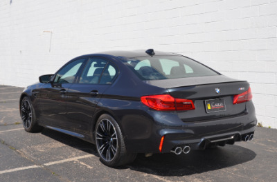 Used 2019 BMW M5 Used 2019 BMW M5 for sale Sold at Cauley Ferrari in West Bloomfield MI 8