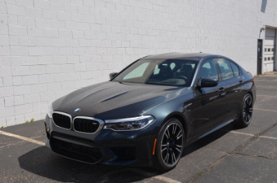 Used 2019 BMW M5 Used 2019 BMW M5 for sale Sold at Cauley Ferrari in West Bloomfield MI 9