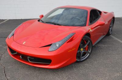 Used 2013 Ferrari 458 Italia Used 2013 Ferrari 458 Italia for sale Sold at Cauley Ferrari in West Bloomfield MI 47