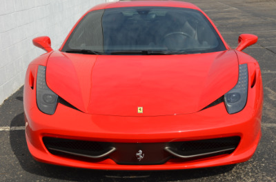 Used 2013 Ferrari 458 Italia Used 2013 Ferrari 458 Italia for sale Sold at Cauley Ferrari in West Bloomfield MI 49