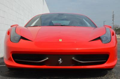 Used 2013 Ferrari 458 Italia Used 2013 Ferrari 458 Italia for sale Sold at Cauley Ferrari in West Bloomfield MI 50
