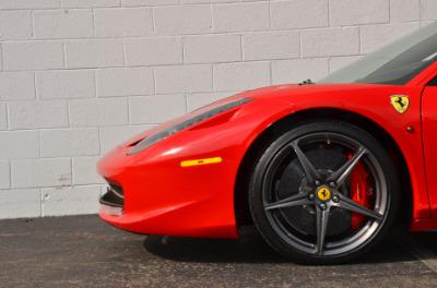 Used 2013 Ferrari 458 Italia Used 2013 Ferrari 458 Italia for sale Sold at Cauley Ferrari in West Bloomfield MI 56