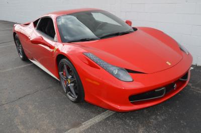 Used 2013 Ferrari 458 Italia Used 2013 Ferrari 458 Italia for sale Sold at Cauley Ferrari in West Bloomfield MI 77