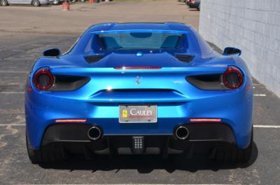 Used 2018 Ferrari 488 Spider Used 2018 Ferrari 488 Spider for sale $299,900 at Cauley Ferrari in West Bloomfield MI 19