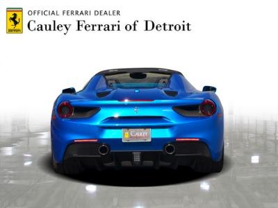 Used 2018 Ferrari 488 Spider Used 2018 Ferrari 488 Spider for sale $299,900 at Cauley Ferrari in West Bloomfield MI 7