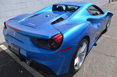 Used 2018 Ferrari 488 Spider Used 2018 Ferrari 488 Spider for sale $299,900 at Cauley Ferrari in West Bloomfield MI 84