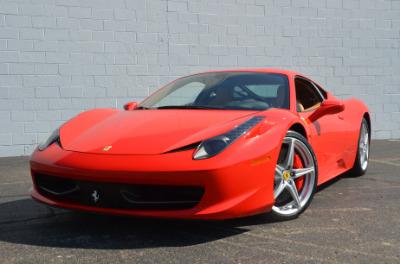 Used 2011 Ferrari 458 Italia Used 2011 Ferrari 458 Italia for sale Sold at Cauley Ferrari in West Bloomfield MI 49