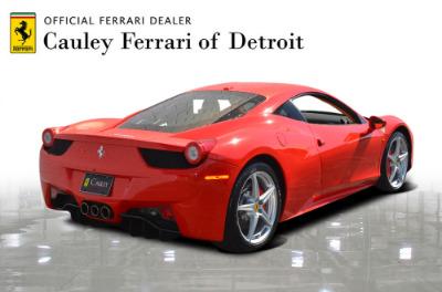 Used 2011 Ferrari 458 Italia Used 2011 Ferrari 458 Italia for sale Sold at Cauley Ferrari in West Bloomfield MI 5