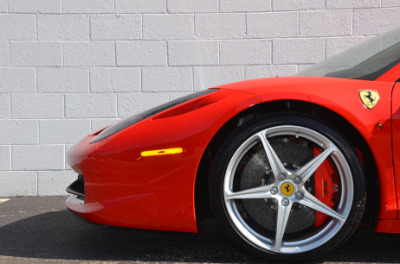 Used 2011 Ferrari 458 Italia Used 2011 Ferrari 458 Italia for sale Sold at Cauley Ferrari in West Bloomfield MI 50