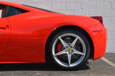 Used 2011 Ferrari 458 Italia Used 2011 Ferrari 458 Italia for sale Sold at Cauley Ferrari in West Bloomfield MI 52