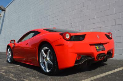 Used 2011 Ferrari 458 Italia Used 2011 Ferrari 458 Italia for sale Sold at Cauley Ferrari in West Bloomfield MI 59