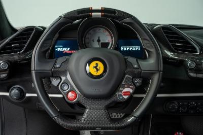 Used 2019 Ferrari 488 Pista Used 2019 Ferrari 488 Pista for sale Sold at Cauley Ferrari in West Bloomfield MI 30