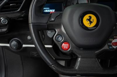Used 2019 Ferrari 488 Pista Used 2019 Ferrari 488 Pista for sale Sold at Cauley Ferrari in West Bloomfield MI 31