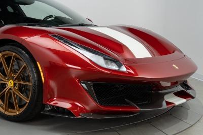 Used 2019 Ferrari 488 Pista Used 2019 Ferrari 488 Pista for sale Sold at Cauley Ferrari in West Bloomfield MI 72