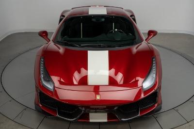 Used 2019 Ferrari 488 Pista Used 2019 Ferrari 488 Pista for sale Sold at Cauley Ferrari in West Bloomfield MI 84