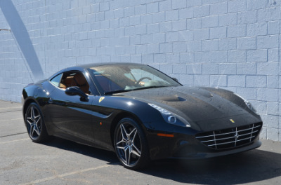 Used 2016 Ferrari California T Used 2016 Ferrari California T for sale Sold at Cauley Ferrari in West Bloomfield MI 12
