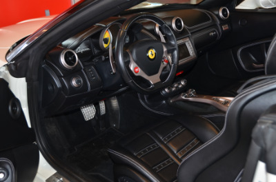 Used 2012 Ferrari California Used 2012 Ferrari California for sale Sold at Cauley Ferrari in West Bloomfield MI 26