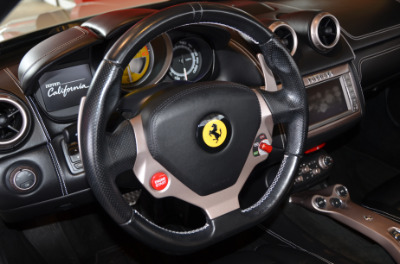 Used 2012 Ferrari California Used 2012 Ferrari California for sale Sold at Cauley Ferrari in West Bloomfield MI 32