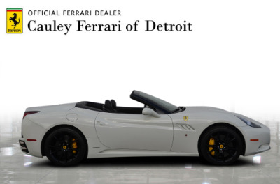 Used 2012 Ferrari California Used 2012 Ferrari California for sale Sold at Cauley Ferrari in West Bloomfield MI 5